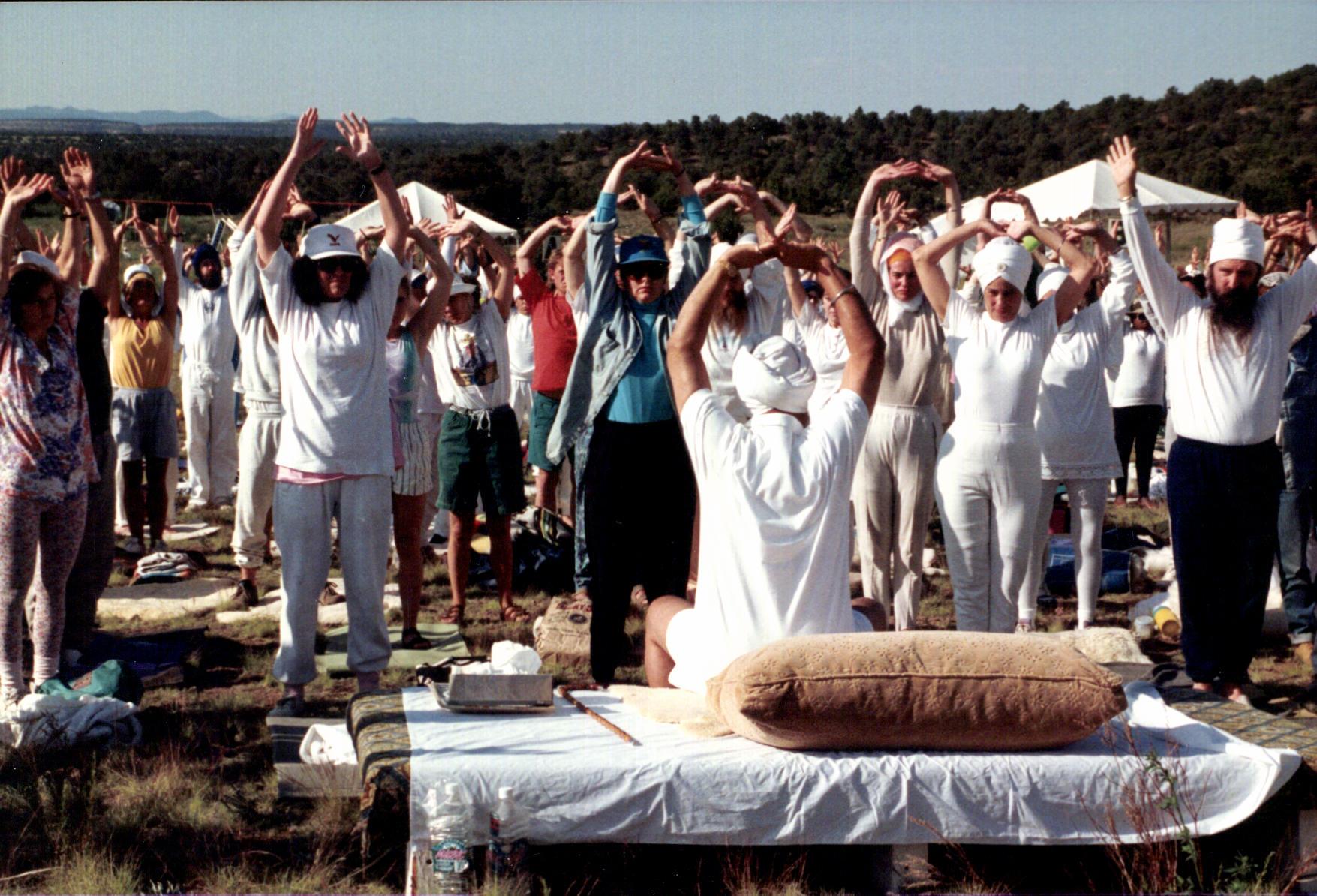 Kundalini Yoga Yogi